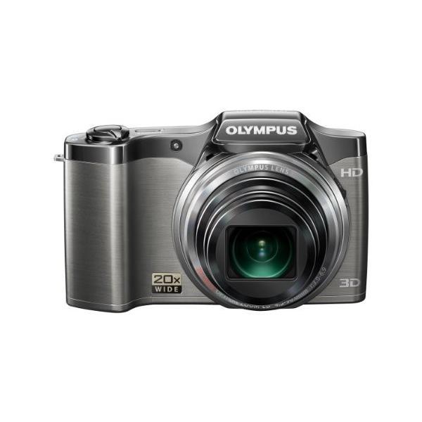 OLYMPUS デジタルカメラ SZ-11 シルバー 1400万画素 光学20倍ズーム 広角25mm 3Dフォト機能 SZ-11 SLV 中古商品 zerotwo