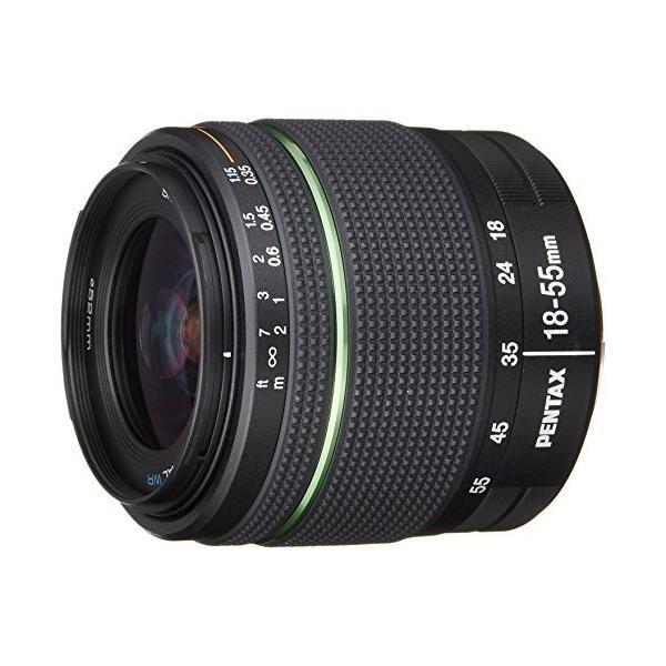 PENTAX 標準ズームレンズ 防滴構造 DA18-55mmF3.5-5.6AL WR Kマウント APS-Cサイズ 21880 商品