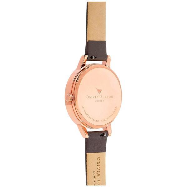 オリビアバートン 時計 腕時計 レディース 30mm 花柄 おしゃれ かわいい おすすめ マーブルフローラル ロンドングレイ&ローズゴールド OB16MF08|zerotwo|03