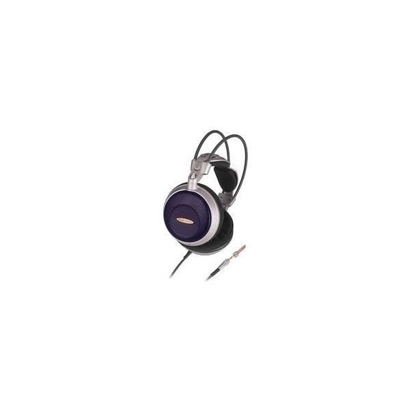 audio-technica エアーダイナミックヘッドフォン (ATH-AD700) 中古商品