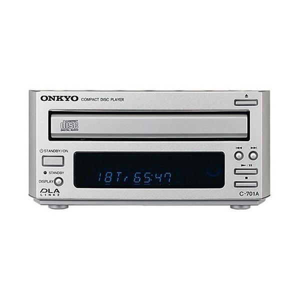 ONKYOINTEC155CDプレーヤーシルバーC-701A(S)中古商品