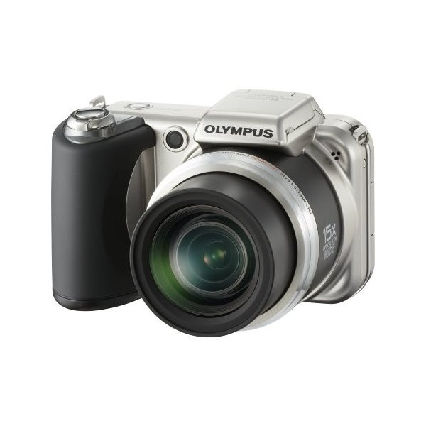 OLYMPUS デジタルカメラ SP-600UZ (広角 光学15倍 ハイビジョンムービー) 中古商品