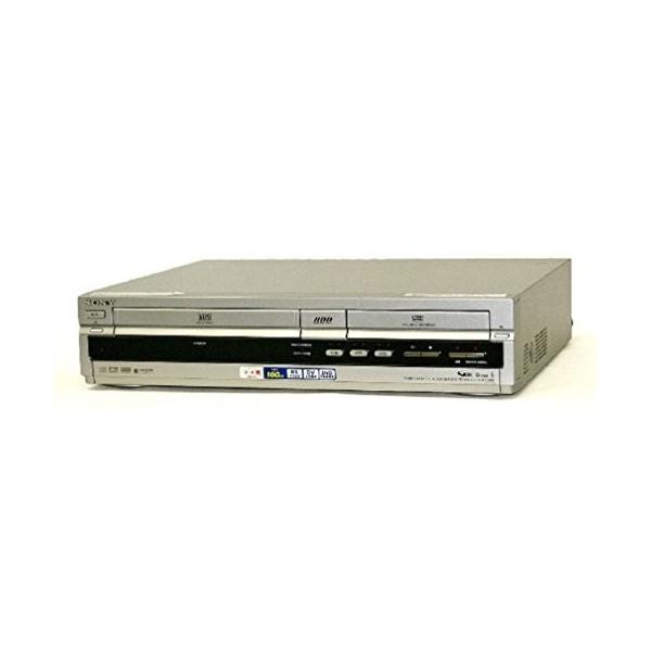 SONY スゴ録 VHS/HDD/DVD一体型レコーダー RDR-VH85 中古品 アウトレット品