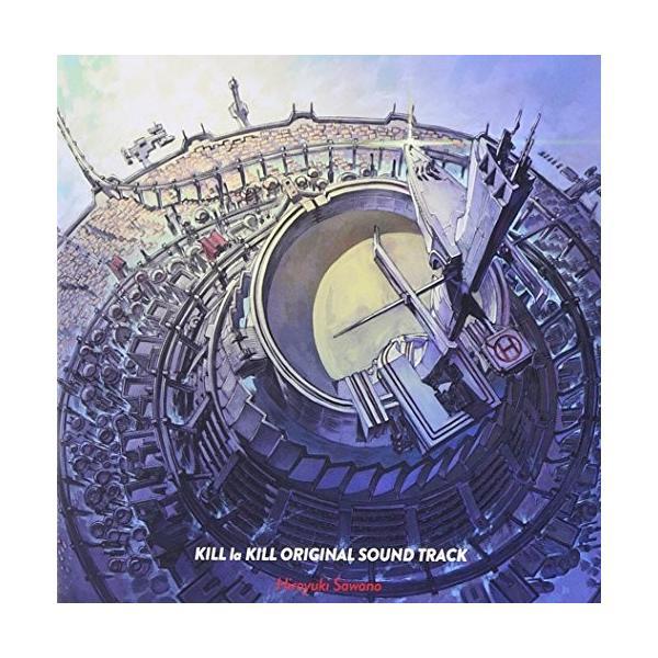 「キルラキル」オリジナルサウンドトラック zerotwo