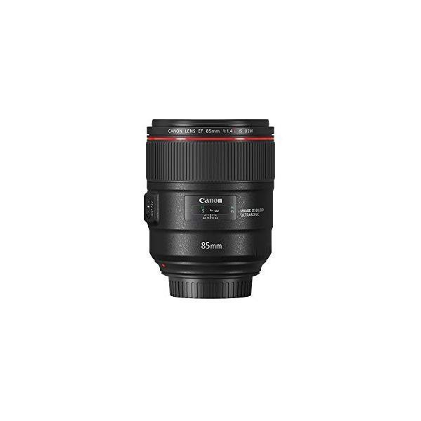 Canon 単焦点レンズ EF85mm F1.4L IS USM フルサイズ対応 EF8514LIS 商品