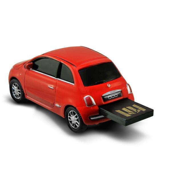 「USBフラッシュメモリー」 2007 FIAT 500 全3色「オートドライブ」|zeus-japan|04