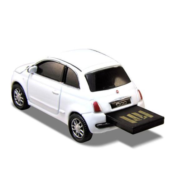「USBフラッシュメモリー」 2007 FIAT 500 全3色「オートドライブ」|zeus-japan|05