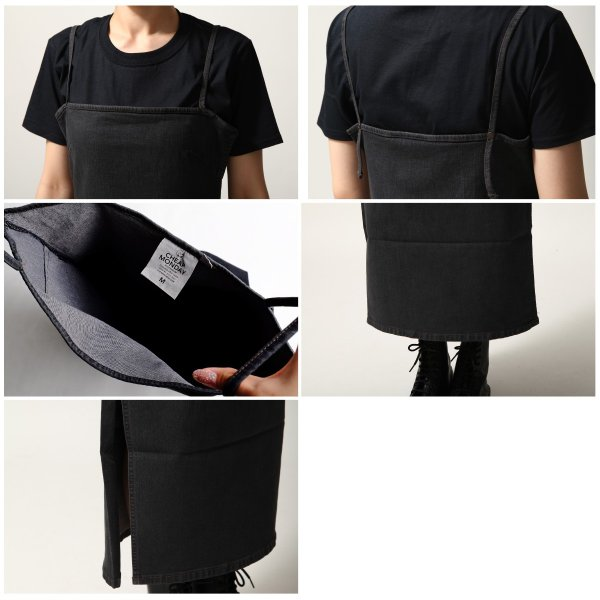 ワンピース ドレス ワンピース 無地 黒 ブラック レディース ウィメンズ CHEAP MONDAY ファッション (0616698)|zip|03