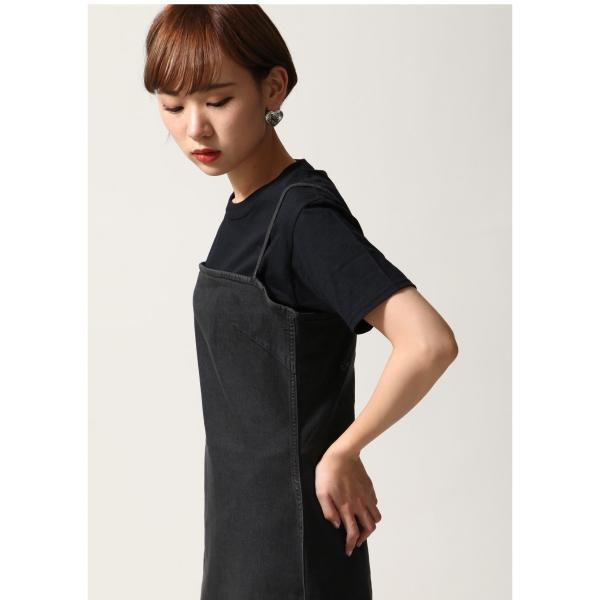 ワンピース ドレス ワンピース 無地 黒 ブラック レディース ウィメンズ CHEAP MONDAY ファッション (0616698)|zip|08