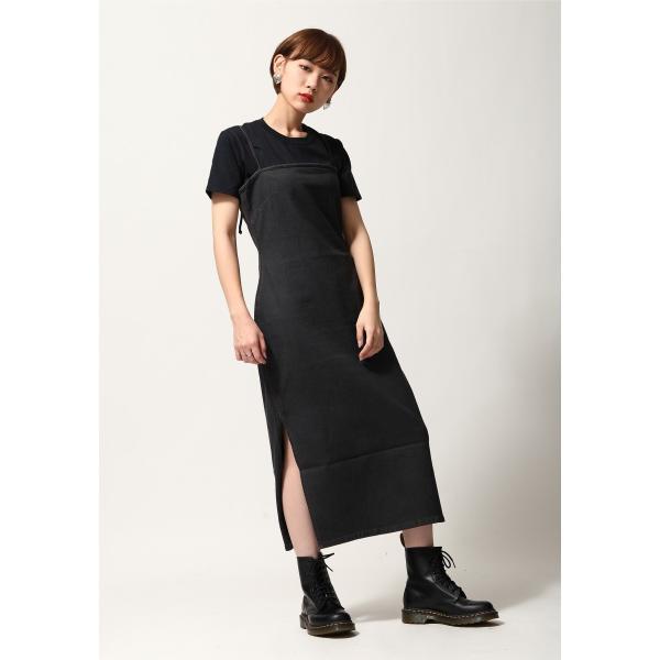 ワンピース ドレス ワンピース 無地 黒 ブラック レディース ウィメンズ CHEAP MONDAY ファッション (0616698)|zip|09