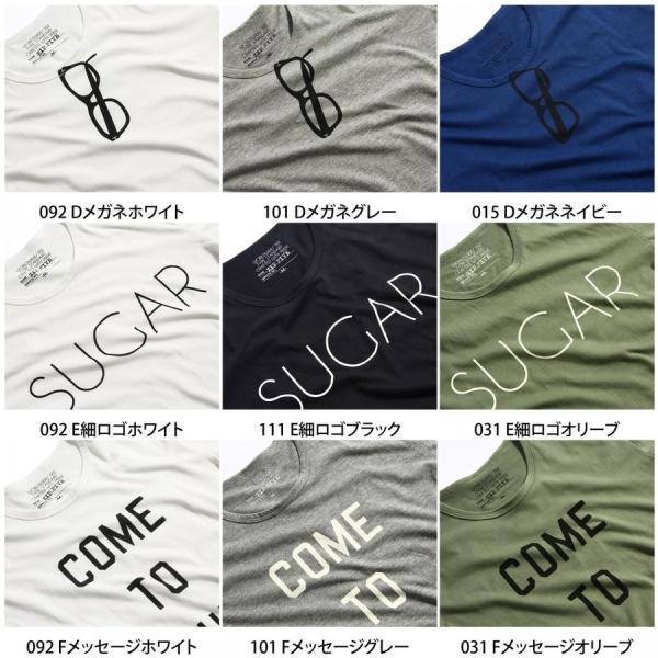 # Tシャツ メンズ クルーネック カットソー 半袖 プリント サーフ ネイティブ インディアン メガネ 細ロゴ  S M L XL おしゃれ ファッション (17002-11nz)|zip|03