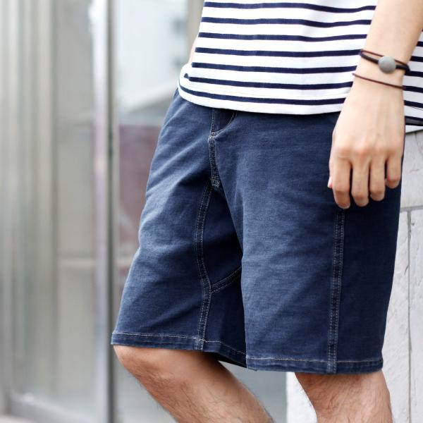 クライミングパンツ メンズ ハーフパンツ チノ デニム スウェットショーツ ショートパンツ イージー 無地 短パン ファッション ポイント消化 (18610)|zip|16