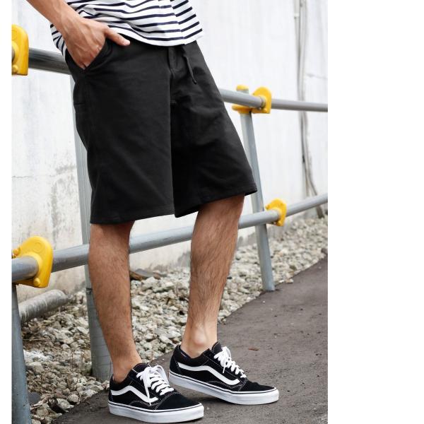 クライミングパンツ メンズ ハーフパンツ チノ デニム スウェットショーツ ショートパンツ イージー 無地 短パン ファッション ポイント消化 (18610)|zip|10
