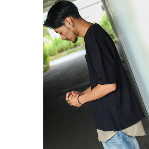 アンサンブル メンズ Tシャツ カットソー タンクトップ ロングタンクトップ レイヤード 無地 ファッション ポイント消化 (19002-11nz)|zip|12