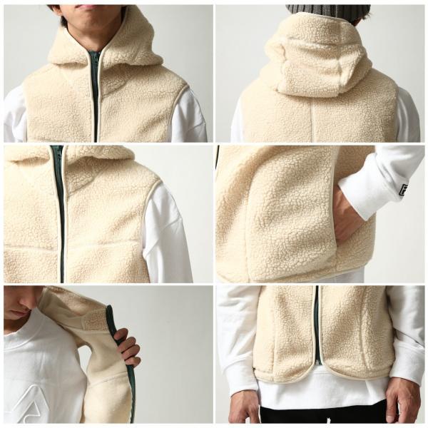 マウンテンパーカー メンズ マンパー パーカー ジャケット ブルゾン 撥水 ボア 暖か 無地 カモフラ 迷彩 ファッション (br8031) zip 05