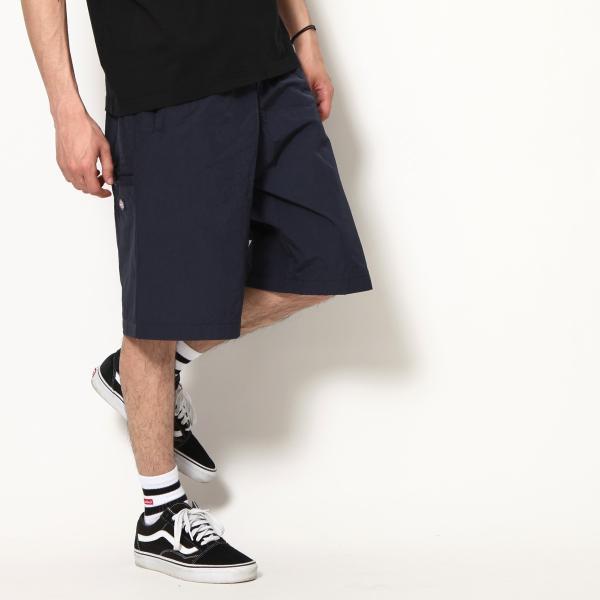 ナイロンショーツ メンズ ハーフパンツ ナイロンパンツ ショーツ 短パン スポーティ 無地 Dickies ディッキーズ ファッション (dk006280)|zip|11