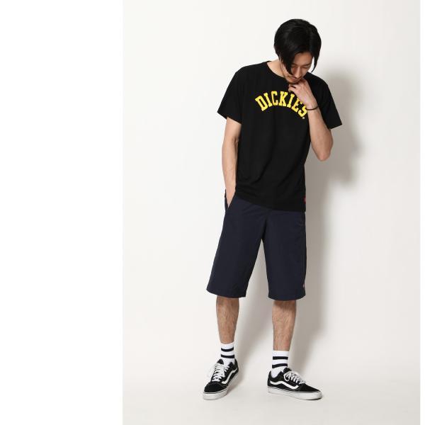 ナイロンショーツ メンズ ハーフパンツ ナイロンパンツ ショーツ 短パン スポーティ 無地 Dickies ディッキーズ ファッション (dk006280)|zip|12