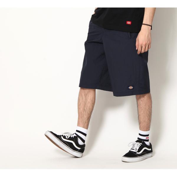 ナイロンショーツ メンズ ハーフパンツ ナイロンパンツ ショーツ 短パン スポーティ 無地 Dickies ディッキーズ ファッション (dk006280)|zip|13