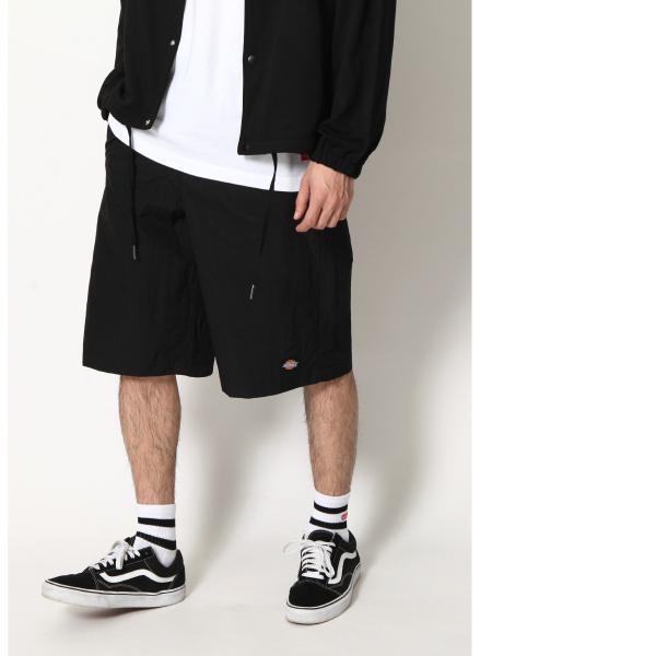 ナイロンショーツ メンズ ハーフパンツ ナイロンパンツ ショーツ 短パン スポーティ 無地 Dickies ディッキーズ ファッション (dk006280)|zip|08