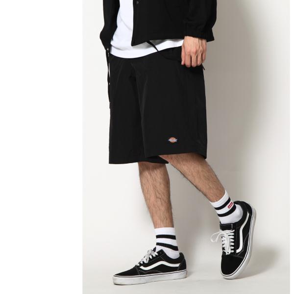ナイロンショーツ メンズ ハーフパンツ ナイロンパンツ ショーツ 短パン スポーティ 無地 Dickies ディッキーズ ファッション (dk006280)|zip|09