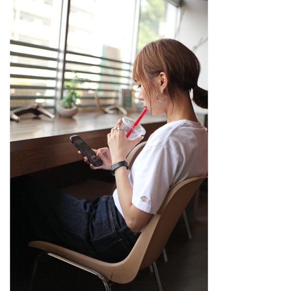 Tシャツ メンズ Tee カットソー 半袖 ワッペン ロゴ シンプル ワンポイント Dickies ディッキーズ 大きいサイズ ビッグ ファッション ポイント消化 (dk006380) D|zip|13