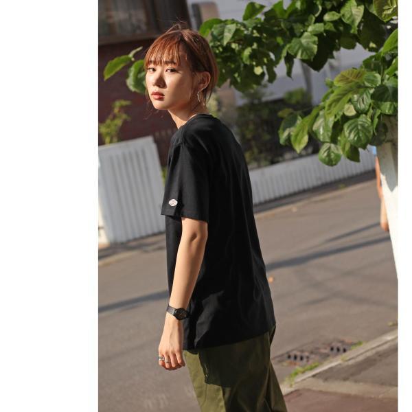 Tシャツ メンズ Tee カットソー 半袖 ワッペン ロゴ シンプル ワンポイント Dickies ディッキーズ 大きいサイズ ビッグ ファッション ポイント消化 (dk006380) D|zip|16