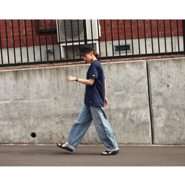 Tシャツ メンズ Tee カットソー 半袖 ワッペン ロゴ シンプル ワンポイント Dickies ディッキーズ 大きいサイズ ビッグ ファッション ポイント消化 (dk006380) D|zip|10