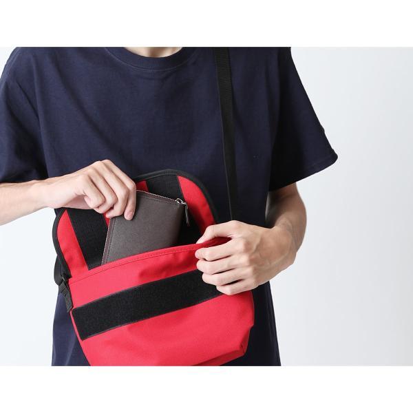 ショルダーバッグ メンズ ショルダーバッグ 肩掛け バック ポーチ 鞄 かばん FILA フィラ スポーティ ファッション (fm2063)|zip|09