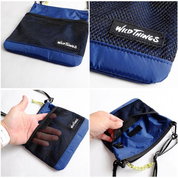 バッグ メンズ サコッシュ ショルダーバッグ 鞄 無地 ミニバッグ 小物 ファッション (wt-380-0082)|zip|03
