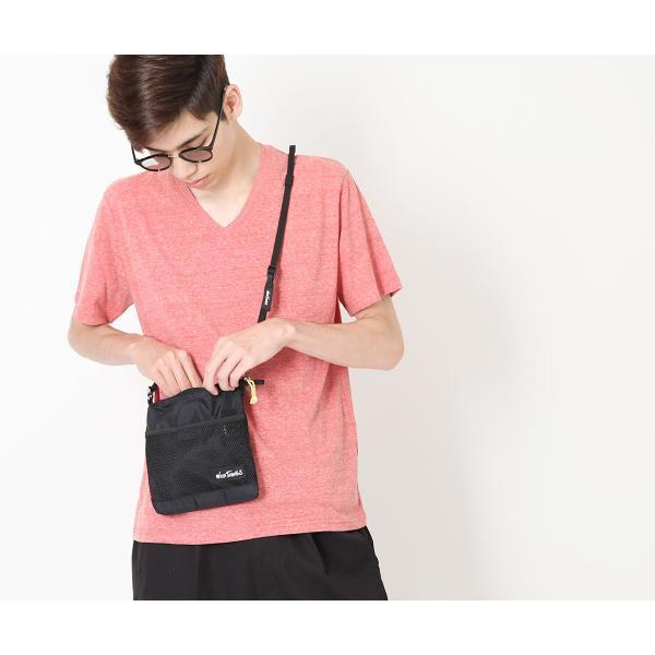 バッグ メンズ サコッシュ ショルダーバッグ 鞄 無地 ミニバッグ 小物 ファッション (wt-380-0082)|zip|08