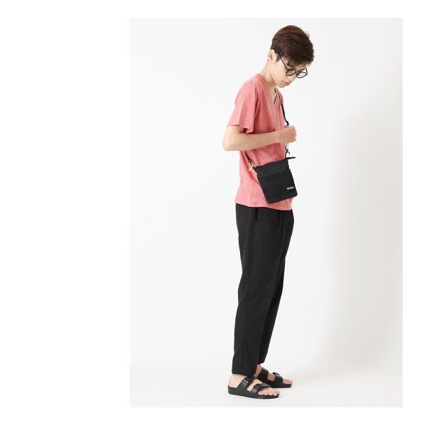 バッグ メンズ サコッシュ ショルダーバッグ 鞄 無地 ミニバッグ 小物 ファッション (wt-380-0082)|zip|09