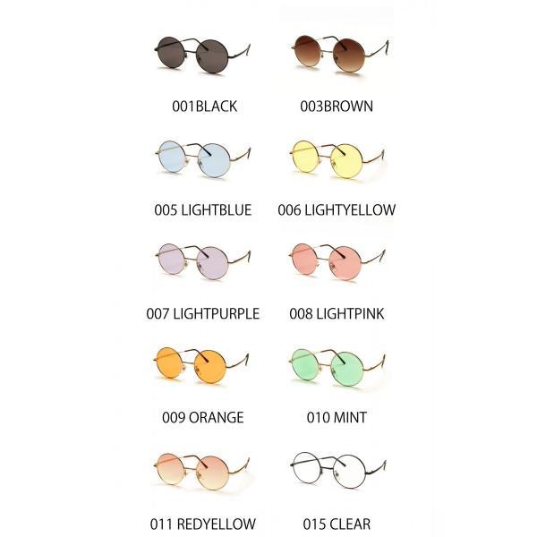 サングラス メンズ 眼鏡 メガネ アクセサリー 小物 ラウンド 丸型 丸めがね グラサン ファッション ポイント消化 (zo-0013) #|zip|02