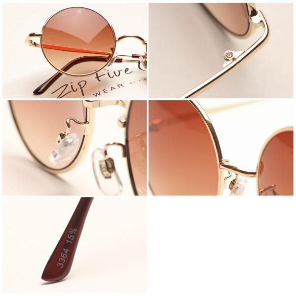 サングラス メンズ 眼鏡 メガネ アクセサリー 小物 ラウンド 丸型 丸めがね グラサン ファッション ポイント消化 (zo-0013) #|zip|03
