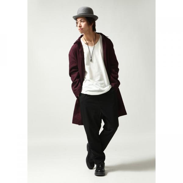 ハット メンズ 帽子 山高帽 ウールハット ダービーハット フェルトハット 無地 シンプル ファッション (zo-0025)|zip|04