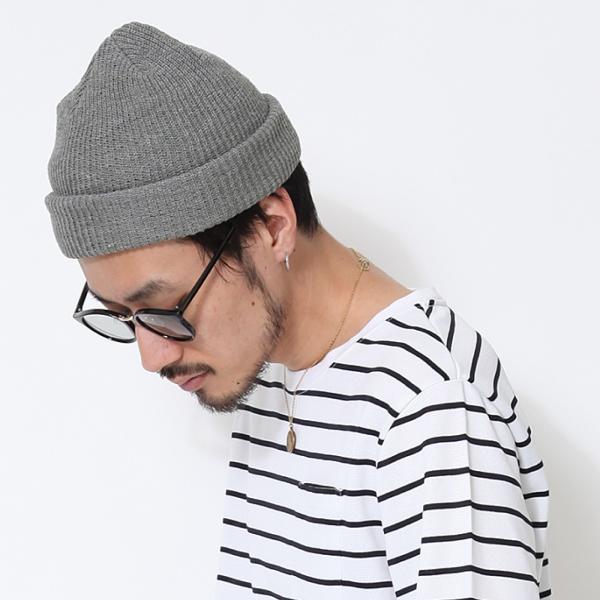 ニット帽 メンズ キャップ 帽子 ビーニー 綿麻 サマーニット 被り物 無地 ニットキャップ ファッション ポイント消化 ポイント消化 (zo-0034)|zip|04