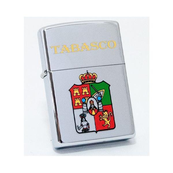 ZIPPO タバスコ 2000年製 ハイポリッシュクローム ジッポーライター