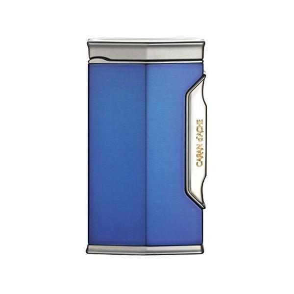CARAN d'ACHE カランダッシュ CD01-1102 黒ニッケル ダークブルー バーナーガスライター