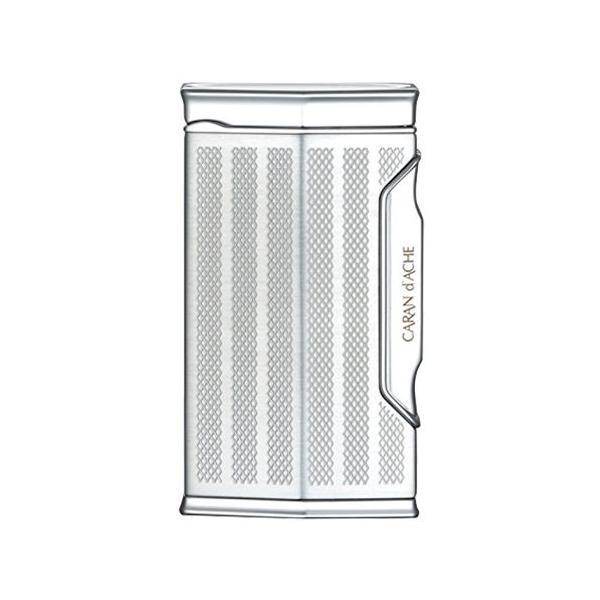 CARAN d'ACHE カランダッシュ CD01-1104 クローム レトロ バーナーガスライター