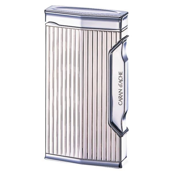 CARAN d'ACHE カランダッシュ CD01-1105 クローム リーニエ バーナーガスライター