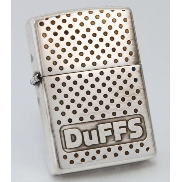 ZIPPO DuFFS ダッフズ 銀いぶし DF-003-SVI ジッポライター