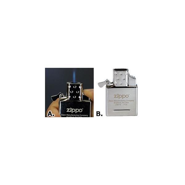 ガスライターインサイド・ユニット(ジッポー社製)A.シングル・トーチジッポー ZIPPOライター ジッポライター