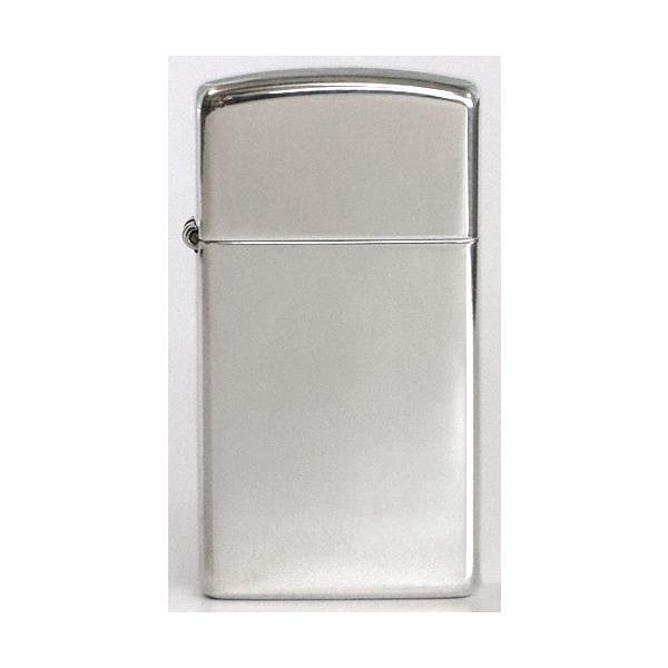 純銀ジッポー「スターリング・シルバー」#1500スリムジッポー ZIPPOライター ジッポライター