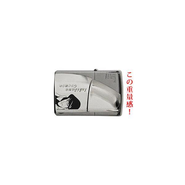 ルパン3世パートナーシリーズ・ゴエモン柄ジッポー ZIPPOライター ジッポライター