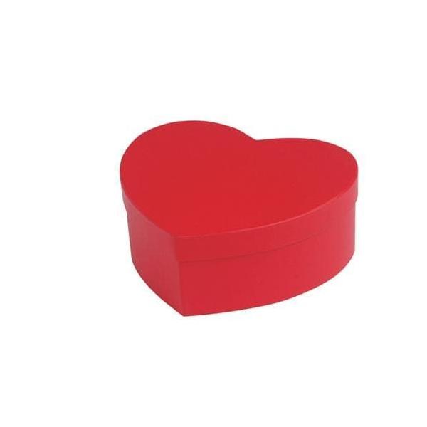 77-656 ハートボックス R バレンタイン チョコ チョコレート 義理チョコ 大量 手作り キット お菓子 プレゼント ゼットアンドケイ
