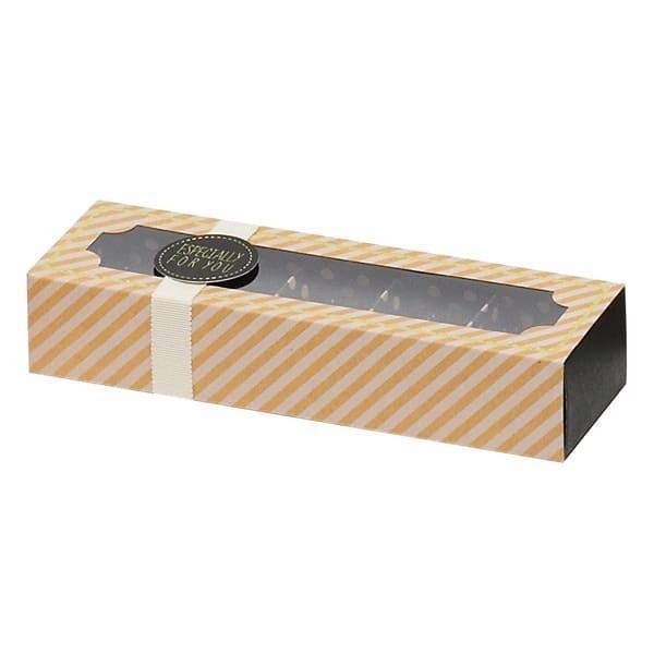 トリュフボックス バレンタイン チョコ チョコレート 義理チョコ 大量 手作り キット お菓子 プレゼント ゼットアンドケイ