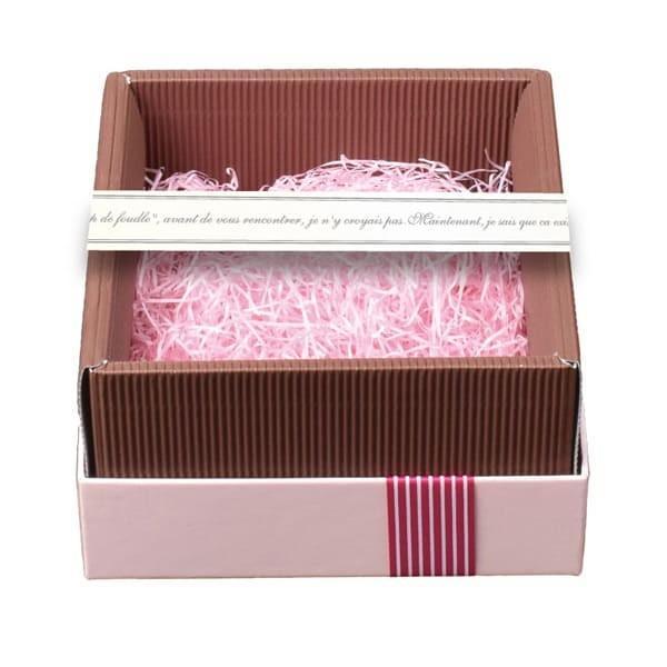 スイーツボックス バレンタイン チョコ チョコレート 義理チョコ 大量 手作り キット お菓子 プレゼント ゼットアンドケイ 79-095-098