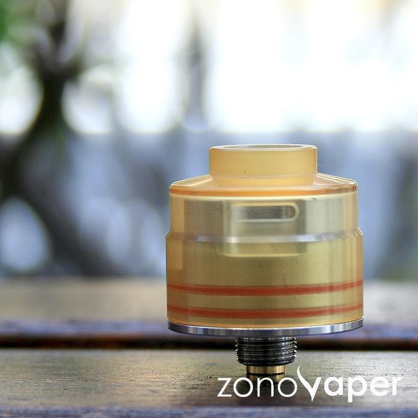 DIVINE MODS (ディバイン モッド)KAONASHI RDA (カオナシ)22mm|zonovaper
