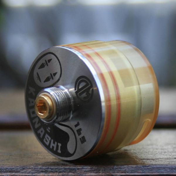 DIVINE MODS (ディバイン モッド)KAONASHI RDA (カオナシ)22mm|zonovaper|02
