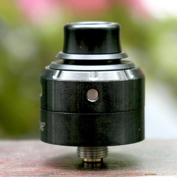 Vapefly (ベイプフライ) PIXIE (ピクシー)RDA 22mm Black|zonovaper|02