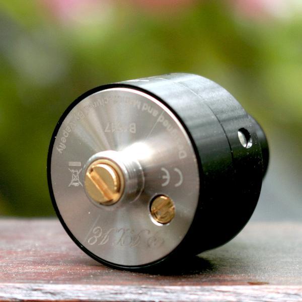 Vapefly (ベイプフライ) PIXIE (ピクシー)RDA 22mm Black|zonovaper|04